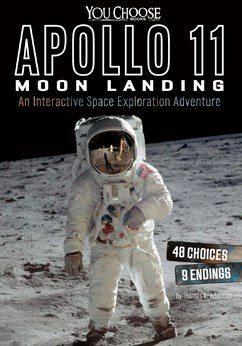 Apollo 11 Moon Landing: An Interactive Space Exploration Adventure