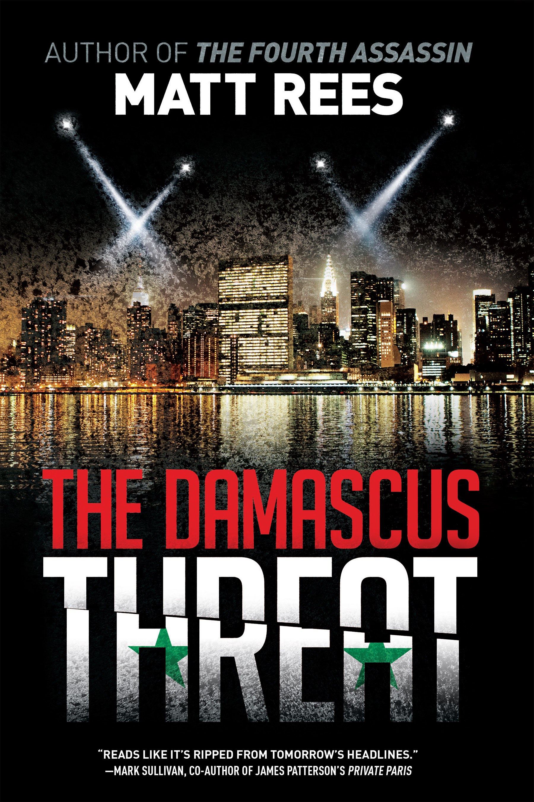 The Damascus Threat: An ICE Thriller