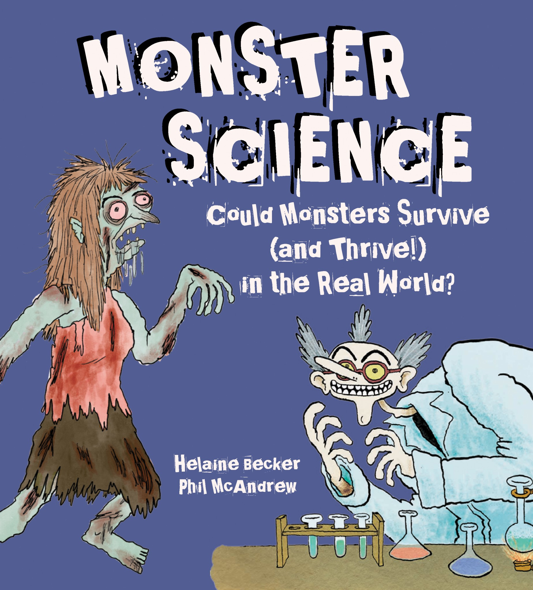 Monster Science: Could Monsters Survive (and Thrive!) in the Real World?