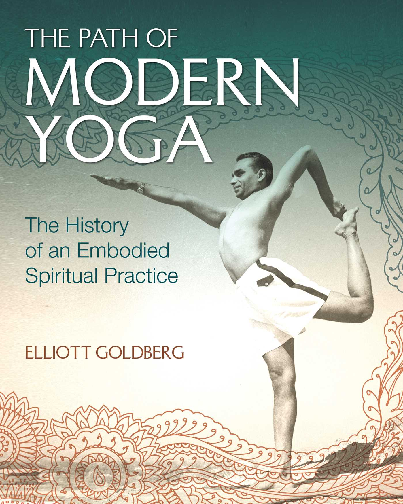 Yoga Book Cover Design ~ The path of modern yoga history an embodied