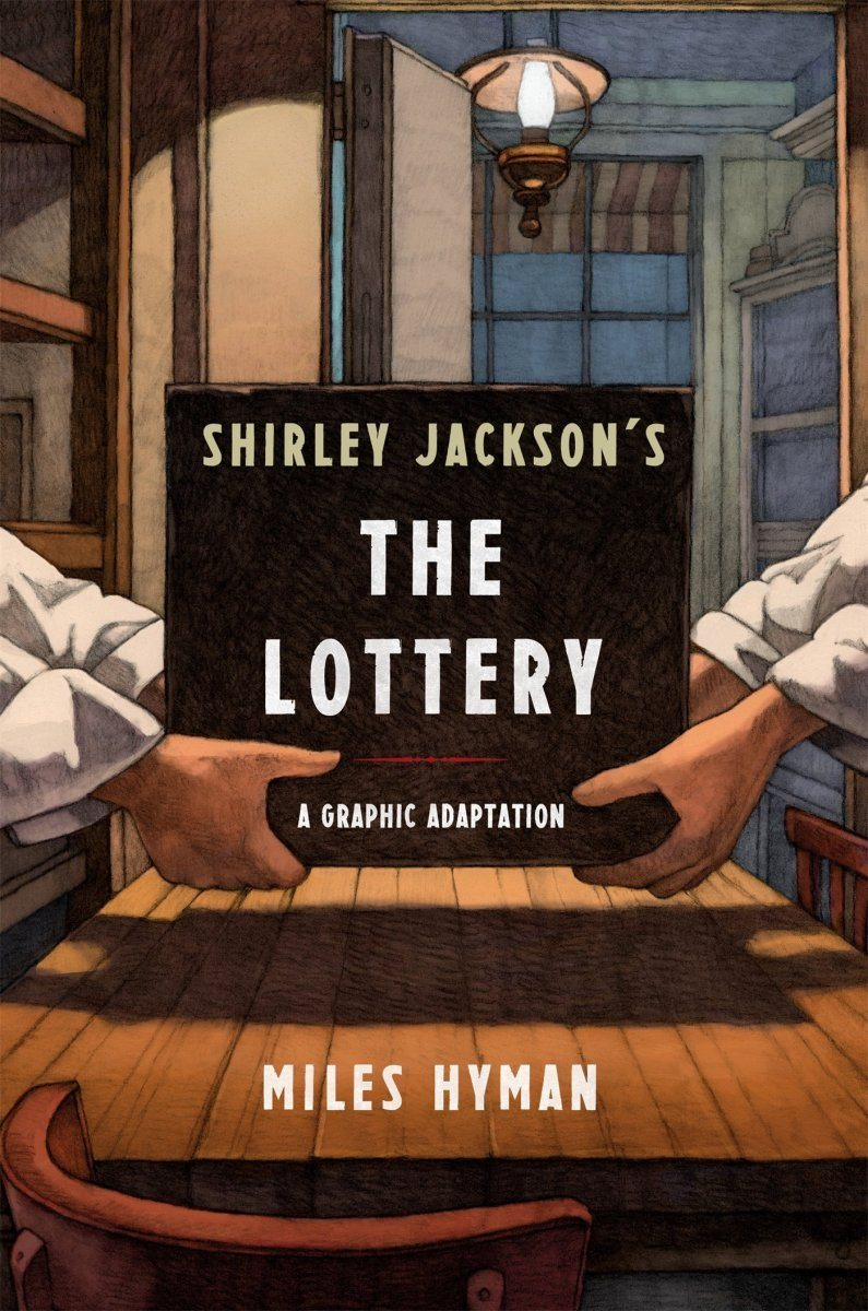 """Shirley Jackson's """"The Lottery"""": A Graphic Adaptation"""