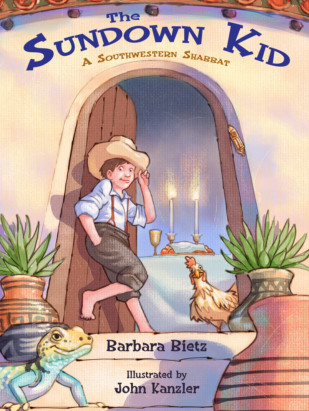 The Sundown Kid: A Southwestern Shabbat