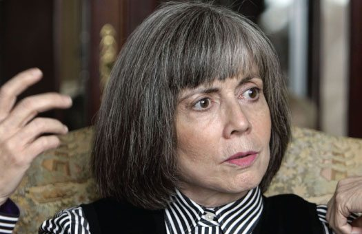 Anne Rice, Author of Angel Time: The Songs of the Seraphim