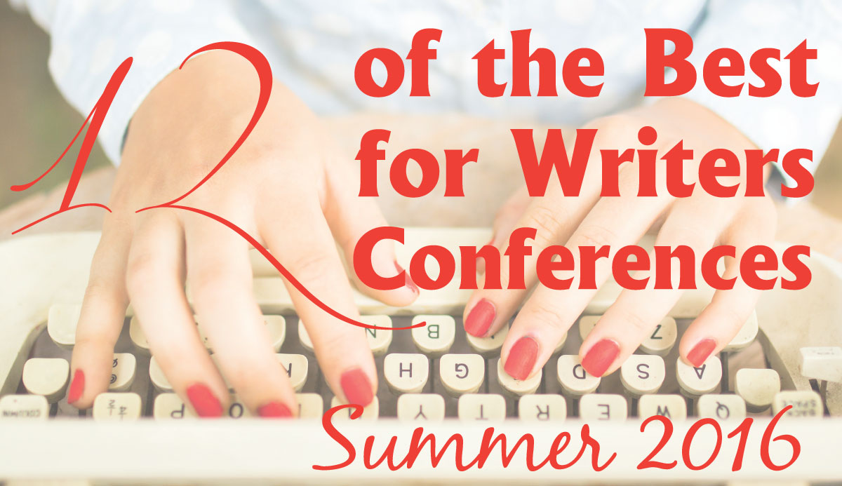 12 of the Best Conferences for Writers, Summer 2016 - San Francisco ...