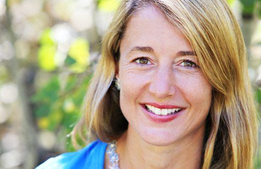 Kathryn Kemp Guylay, Author of Mountain Mantras