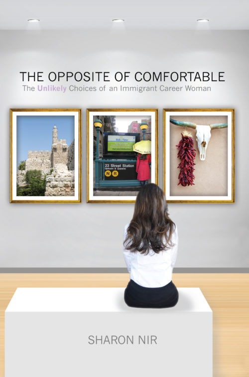 The Opposite of Comfortable