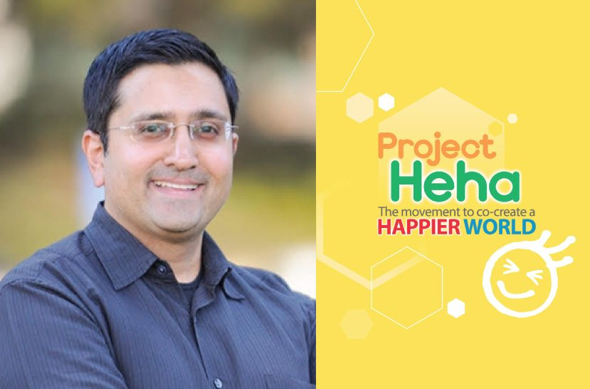 Interview With Ajay Ramachandran From Project Heha
