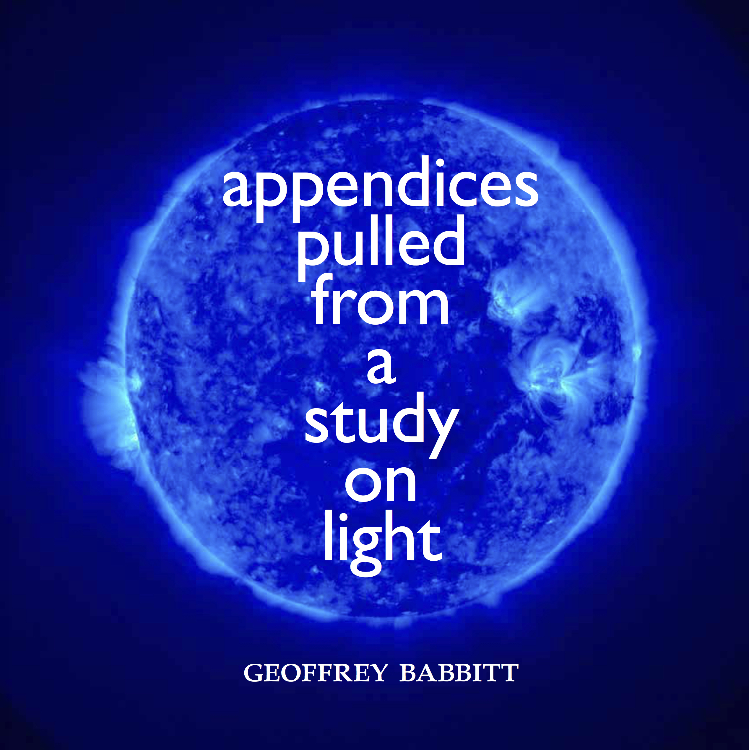 Appendices Pulled from a Study on Light