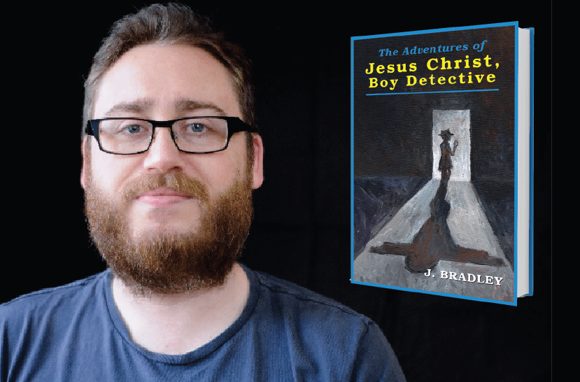 Interview with J. Bradly, author of Jesus Christ, Boy Detective
