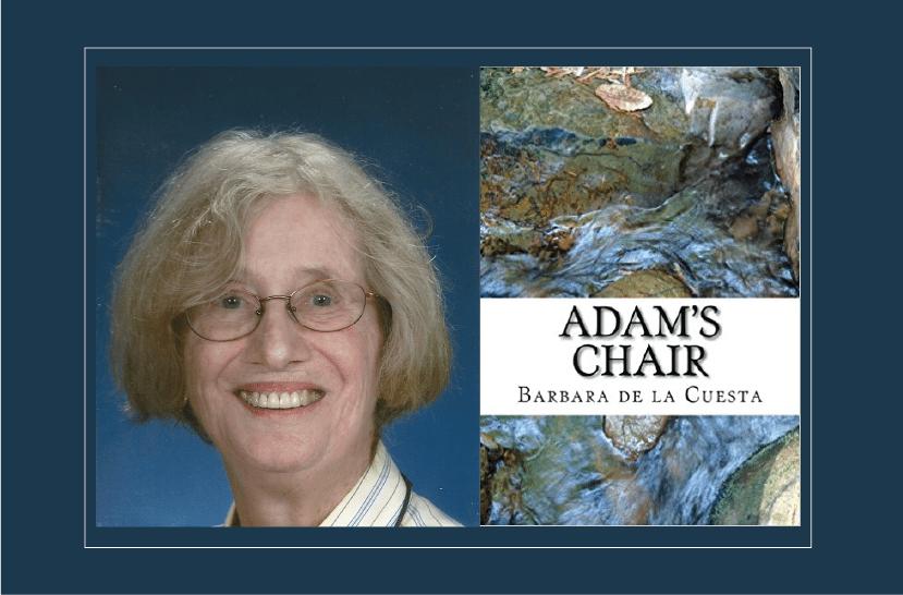 Interview with Barbara de la Cuesta, author of Adam's Chair