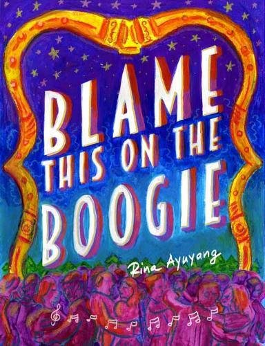Rina Ayuyang, Author of Blame This on the Boogie Book