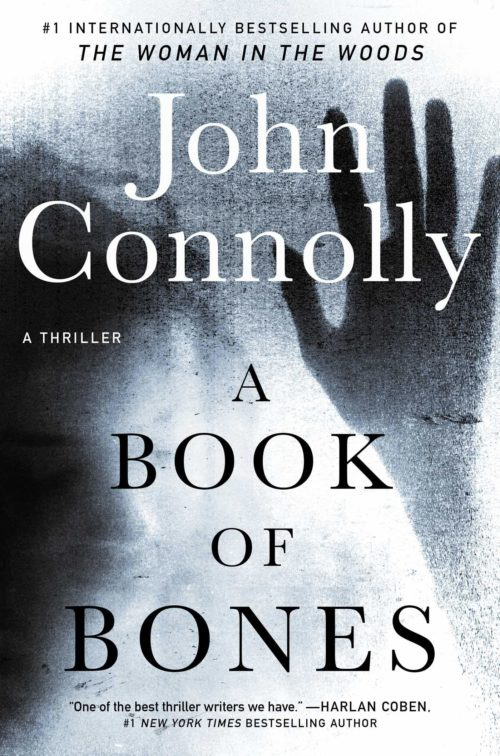 A Book of Bones: A Thriller
