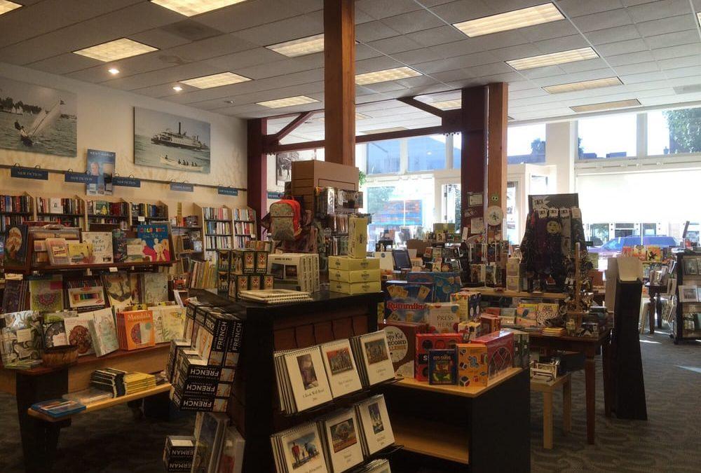 Books Inc. Alameda