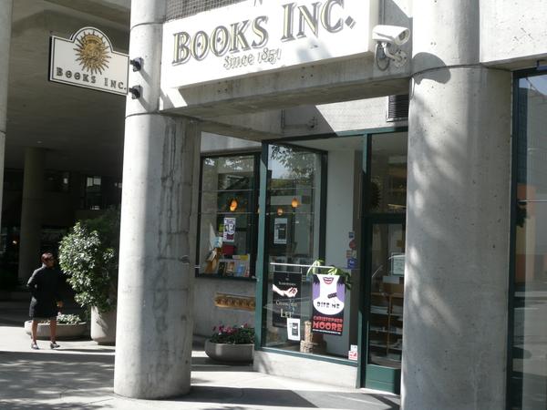 Books Inc. Opera Plaza