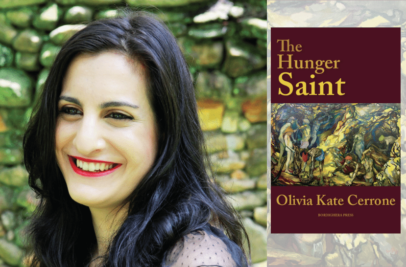 Interview with Olivia Kate Cerrone, author of The Hunger Saint