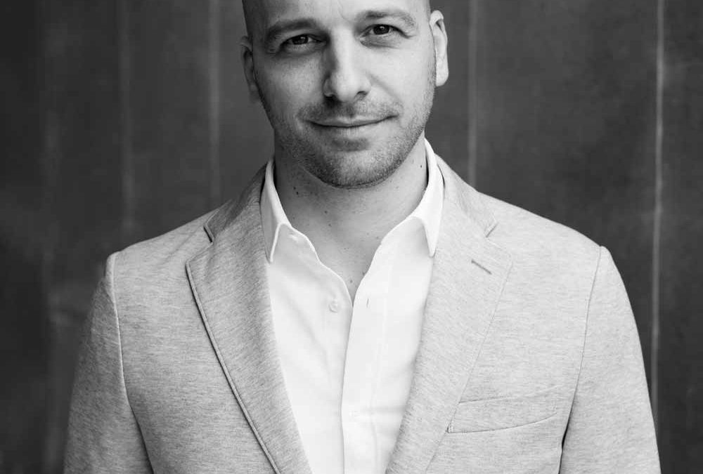 Christopher Castellani, Author of Leading Men Book