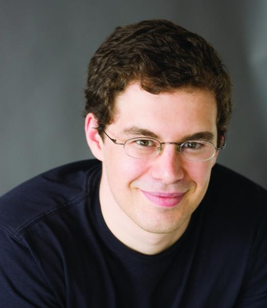 Christopher Paolini, Author of The Fork, the Witch, and the Worm Book