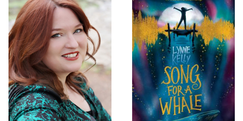 Interview with Lynne Kelly, Author of Song for a Whale