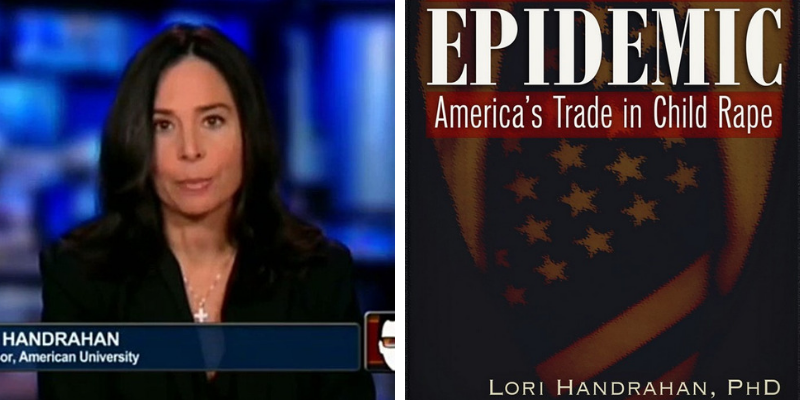 Interview with Lori Handrahan, author of Epidemic