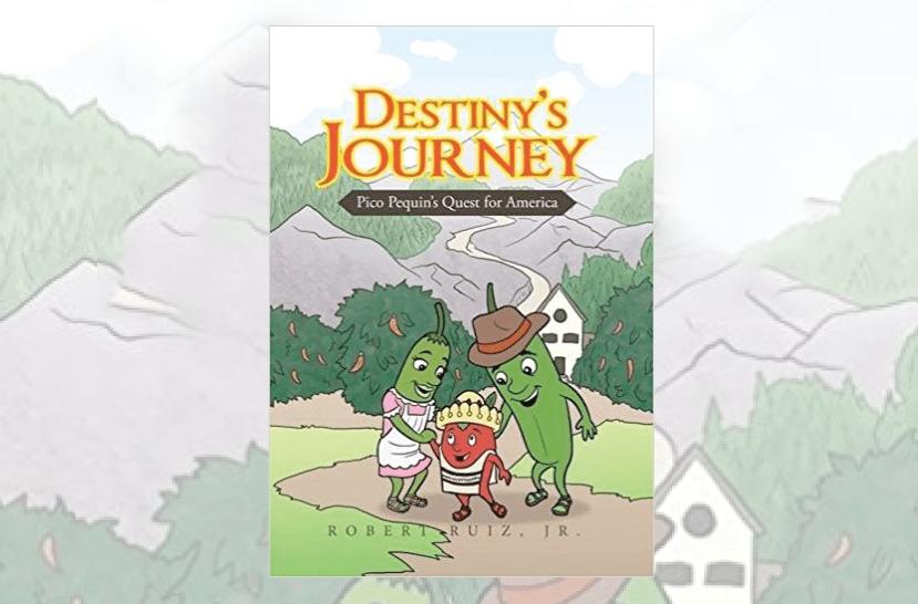 Interview with Robert Ruiz, Jr., author of Destiny's Journey