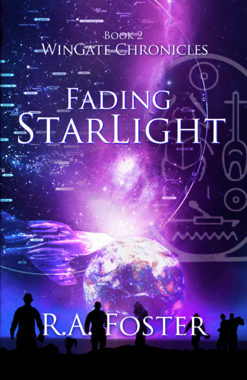 Fading StarLight Book 2 of WinGate Chronicles