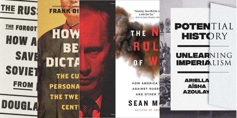 Roundup: Books About Russia