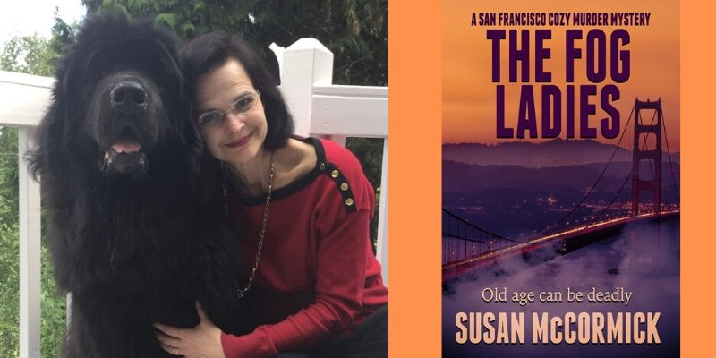 No City But San Francisco for this Cozy Mystery Series (Author Interview)