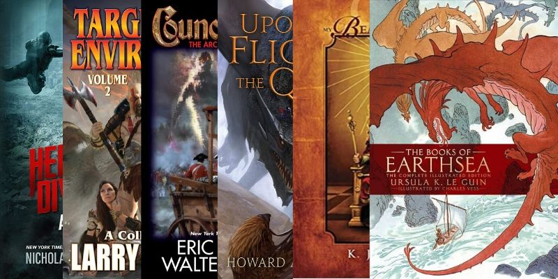 Great Science Fiction and Fantasy Books