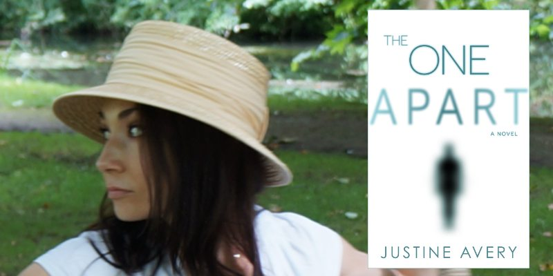"Interview with Justine Avery, Author of ""The One Apart"""