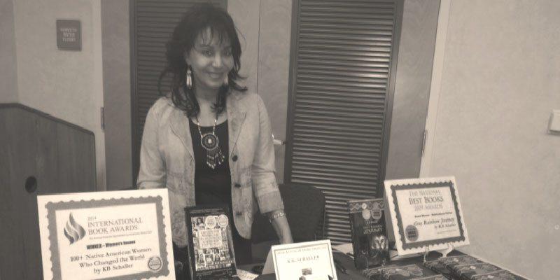 An Interview With Award-Winning Author, KB Schaller