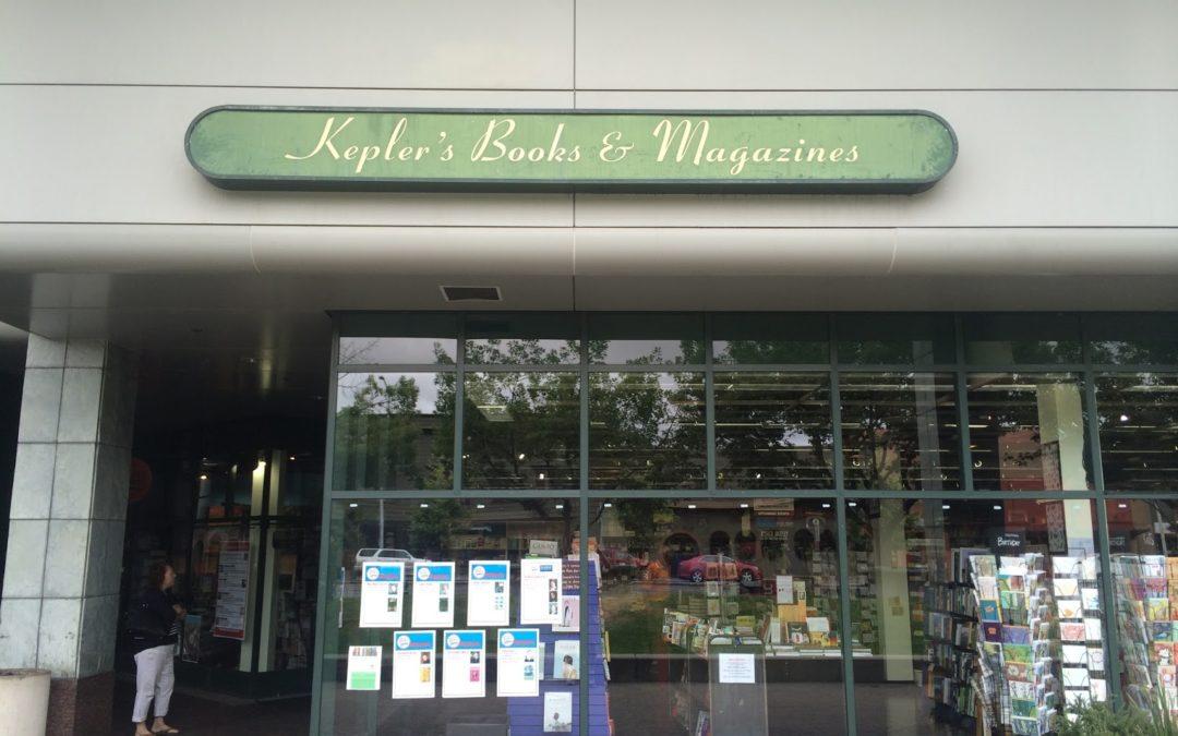 Kepler's Books