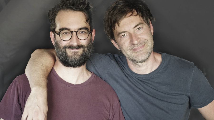 Mark and Jay Duplass, Authors of Like Brothers Book