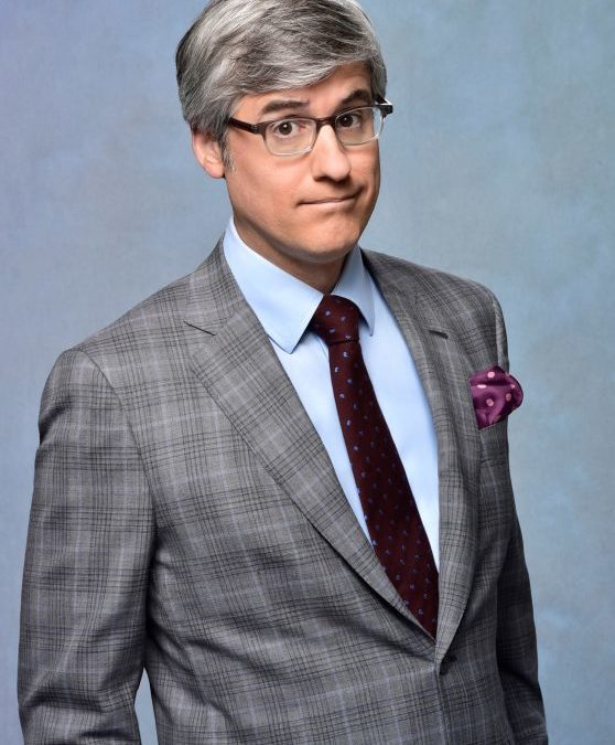Mo Rocca, Author of Mobituaries: Great Lives Worth Reliving Book