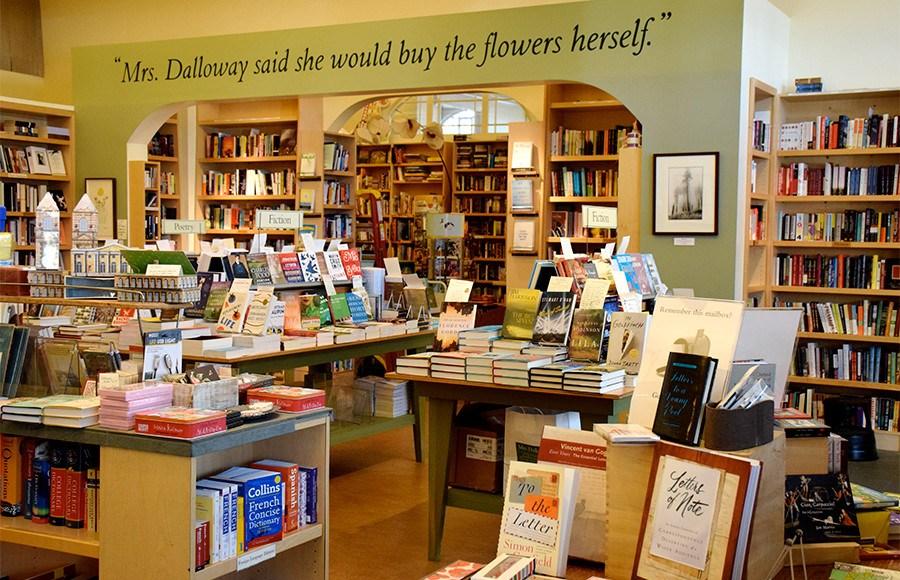 Mrs. Dalloway's Bookstore