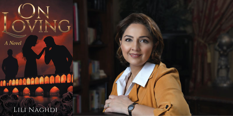 Interview with author Lili Naghdi