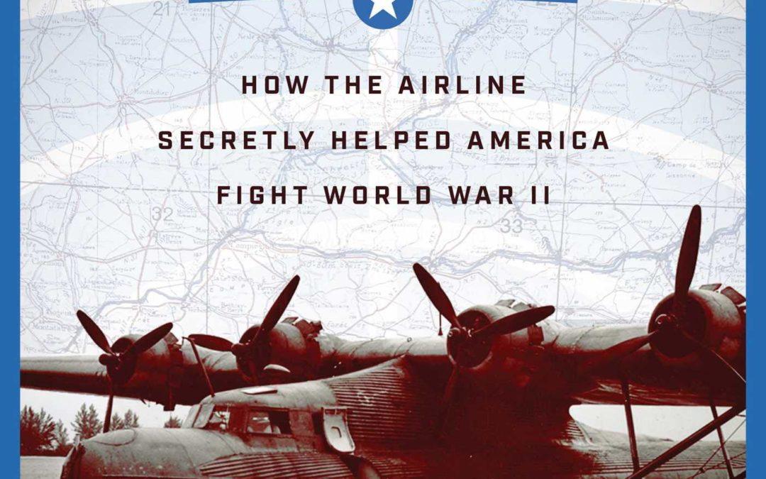 Mark Cotta Vaz & John H. Hill, Authors of Pan Am at War Book