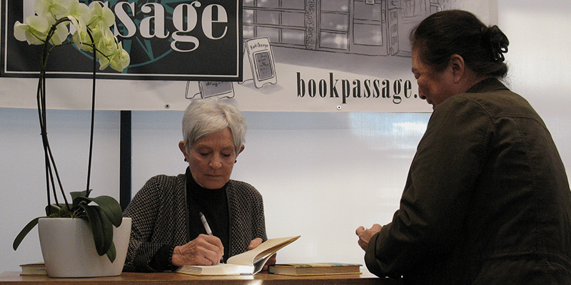 Through the Writer's Eyes: An Afternoon with Paulette Jiles