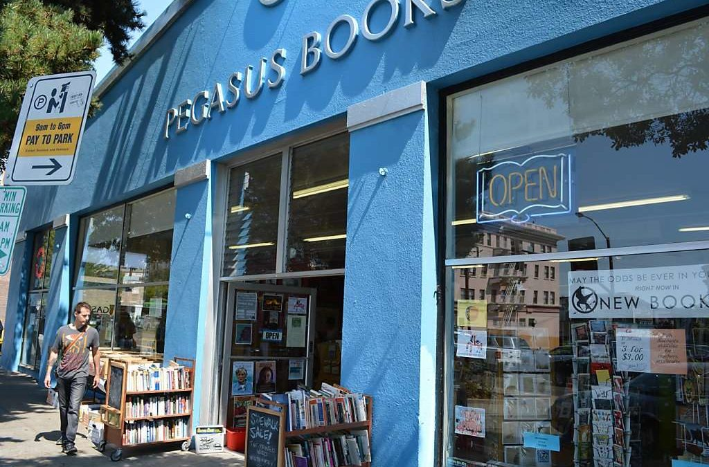 Pegasus Books Downtown