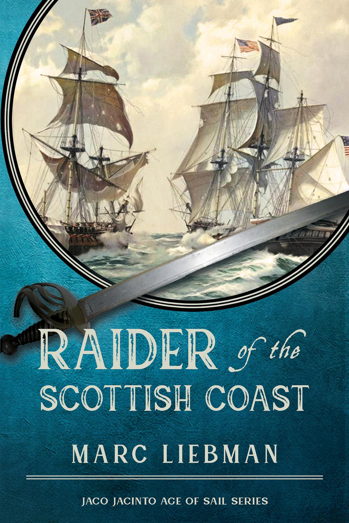 Raider of the Scottish Coast