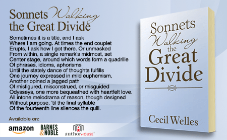 Sonnets Walking the Great Divide (exp 12/2)