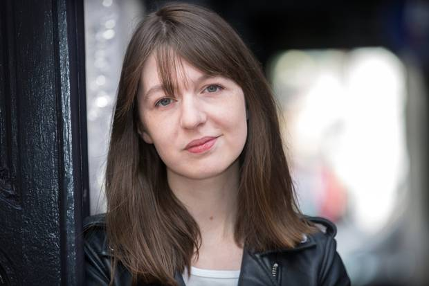 Sally Rooney, Author of Normal People: A Novel Book