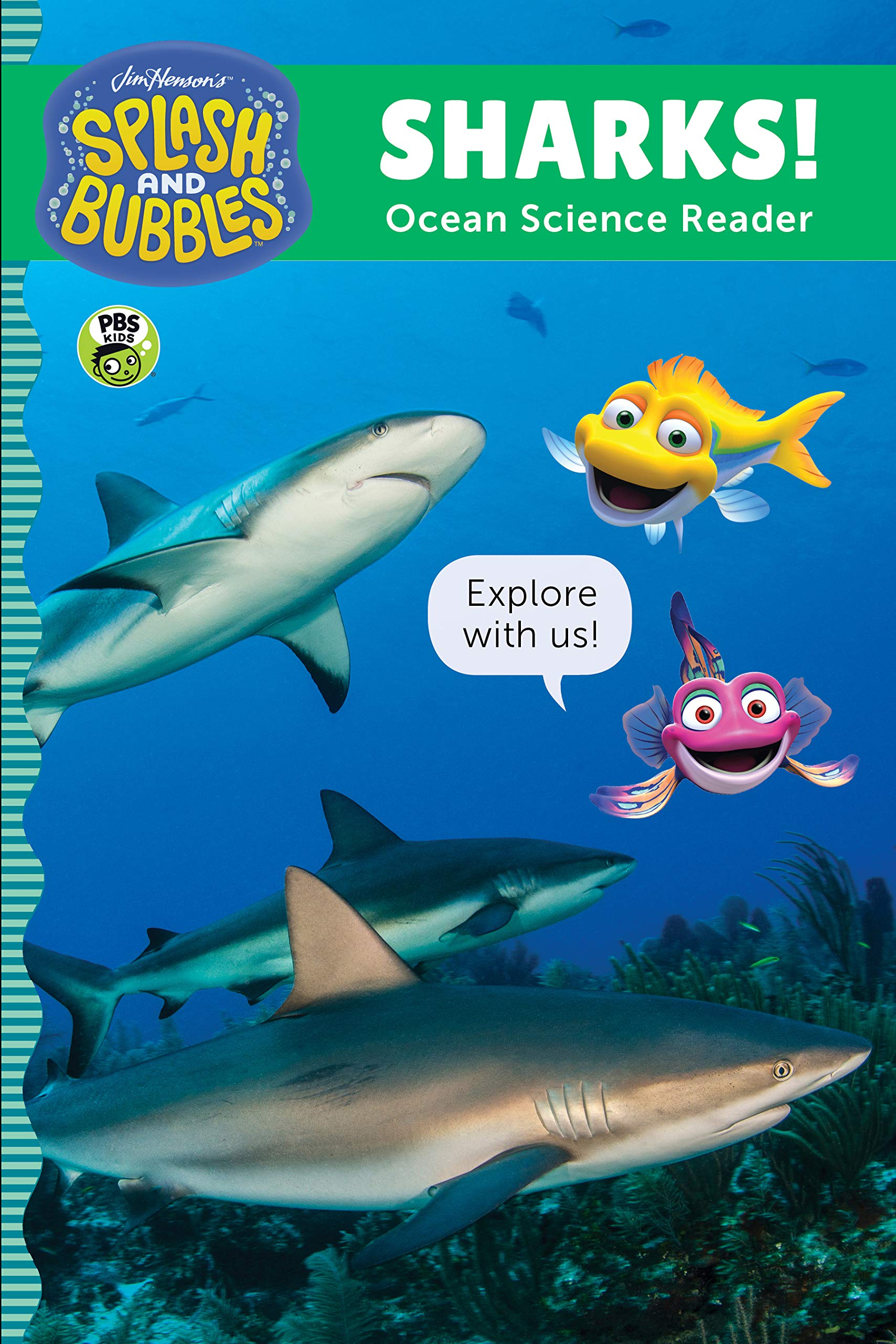 Splash and Bubbles: Sharks!