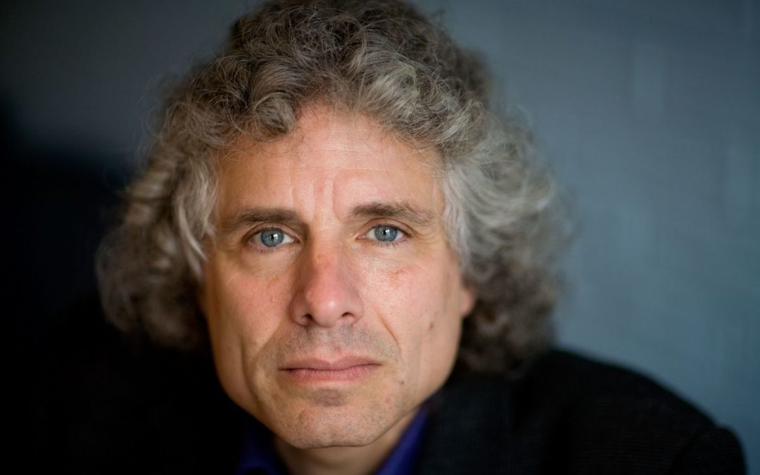 Steven Pinker, Author of Enlightenment Now Book