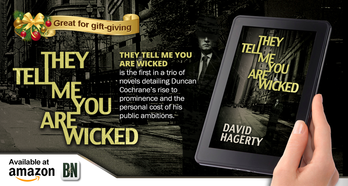 They Tell Me You Are Wicked (exp 12/25)