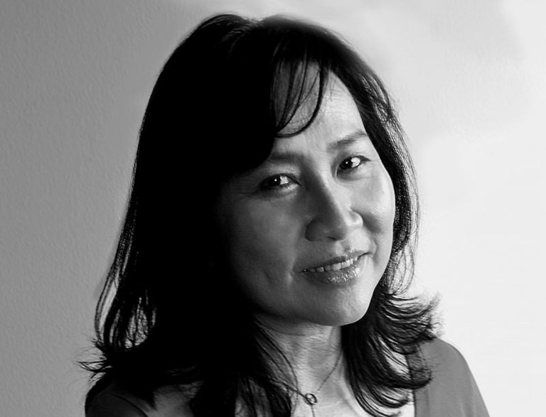 Thanhha Lai, Author of Inside out and Back Again Book