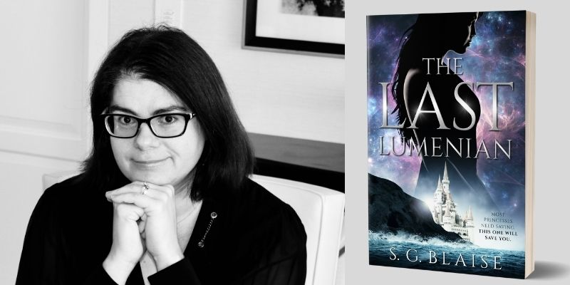 Interview With S.G. Blaise, Author of The Last Lumenian