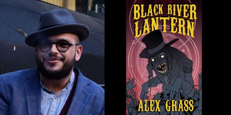 Interview with Alex Grass, author of Black River Lantern
