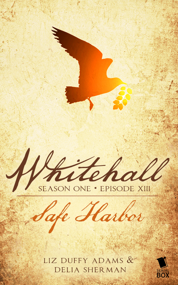 "Whitehall (Season 1 Episode 13): ""Safe Harbor"""