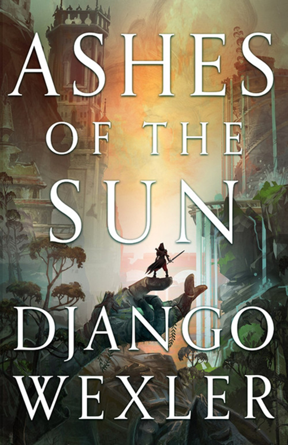 Ashes of the Sun (Burningblade & Silvereye Book 1)