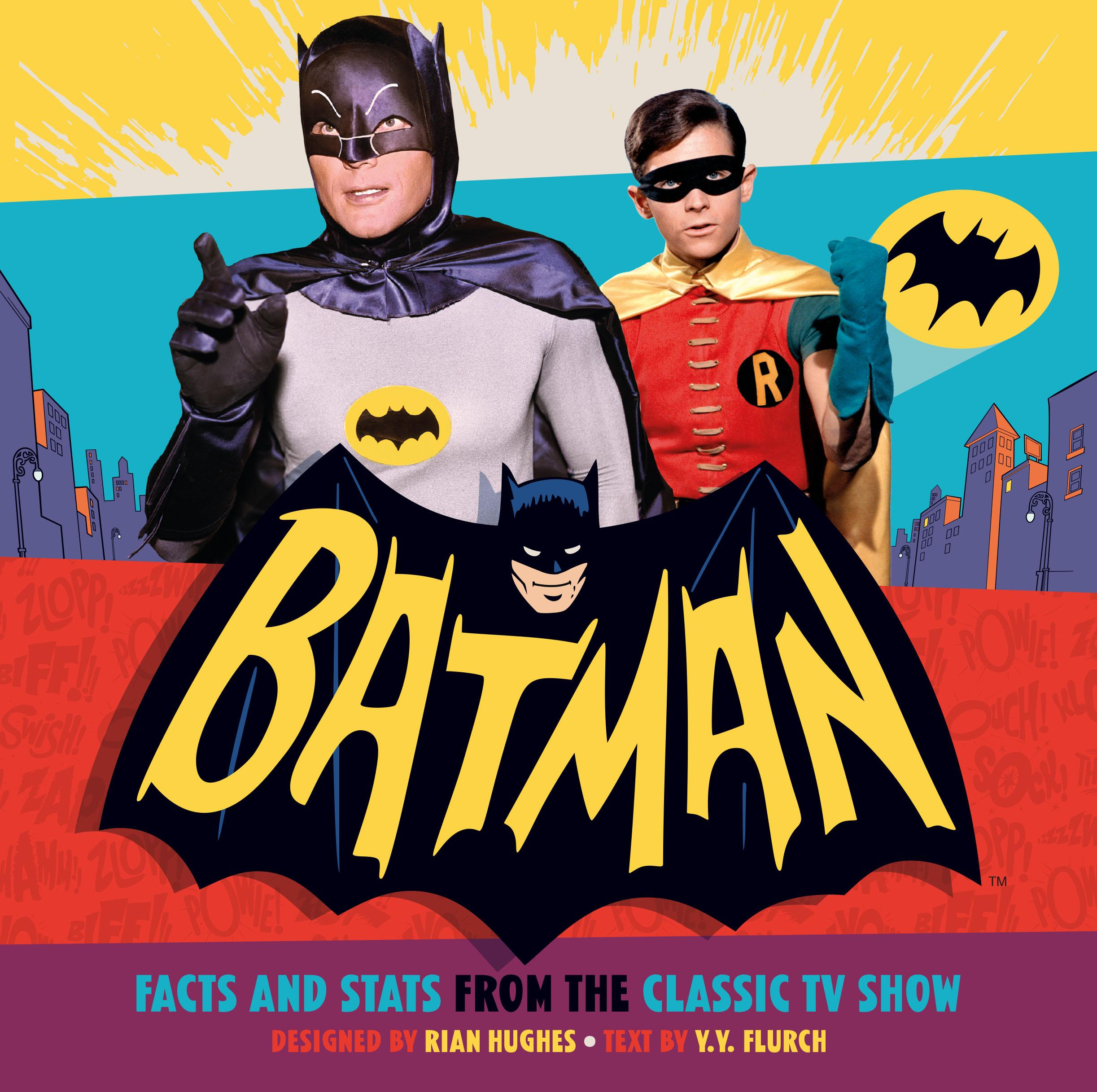 Batman: Facts and Stats from the Classic TV Show